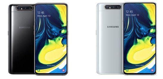 🔥 Samsung Galaxy A80 mit Dreifach Kamera in zwei Farben für 299€ (statt 319€)