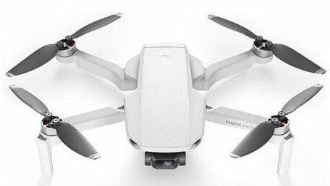 DJI Mavic Mini 12MP QHD Quadrocopter für 359,20€ + 67€ in Superpunkten