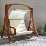 Mömax: 30% Rabatt auf ein Möbelstück eurer Wahl – z.B. Gartenliege Bora aus Akazienholz für 75€ (statt 105€)