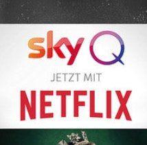 Cyberweek Angebot: 12 Monate Sky Entertainment Plus inkl. Netflix + Sky Q + UHD Receiver für 18,99€ mtl.   keine AG