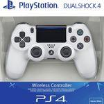 Sony DualShock 4 V2 Controller in Glacier-White für 44,94€ (statt 54€)