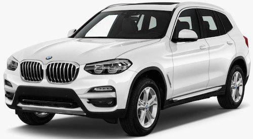 Vorbei! BMW X3 xDrive20l mit 50.000km/Jahr für 8€ mtl.