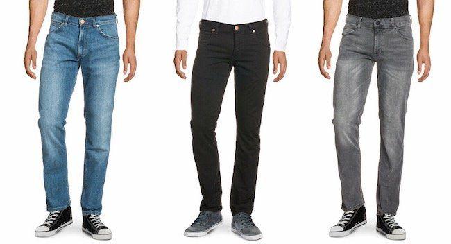 TOP! 2 Wrangler 5 Pocket Jeans für zusammen nur 47,98€ (statt 65€)