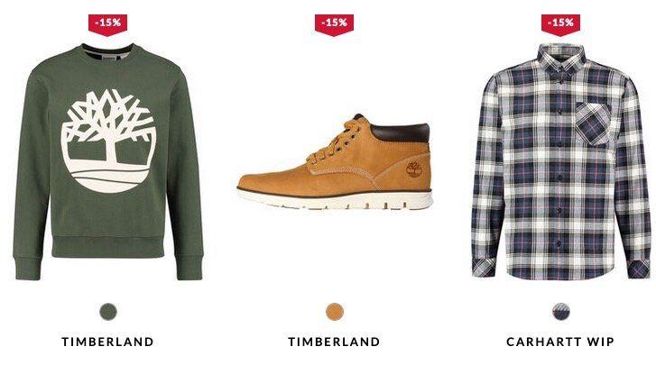 Bei engelhorn 15% auf Urban Outdoor & Lifestyle   z.B. Nike Herren T Shirt für 16,91€ (statt 21€)