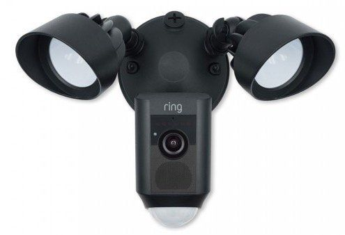 Ring Floodlight Cam HD Kamera mit Flutlicht und Alexa für 199€ (statt 229€)