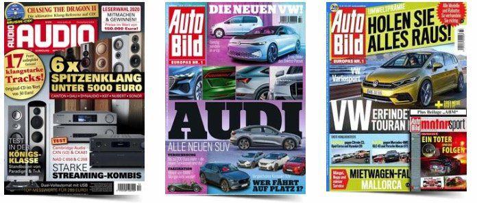 Black Week Zeitschriften Abo Deals   z.B. 6x Partner Hund für 17,50€ + bis 25€ Gutschein