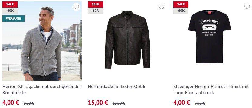 NKD Black Week mit 50% Rabatt auf alles im Sale   z.B. Strickjacke ab nur 4€