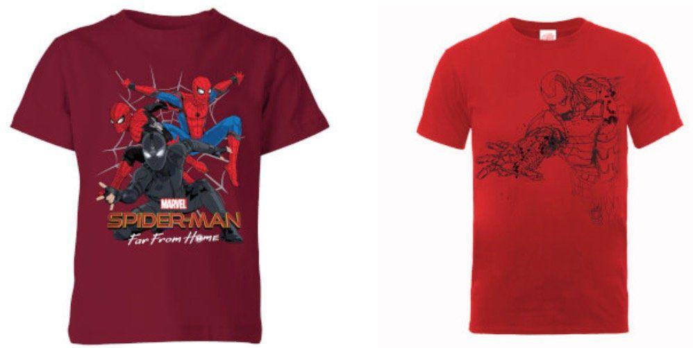 Marvel Black Week Sale bei Zavvi + keine VSK   z.B. 2 Shirts nur 18,99€ (statt 30€)