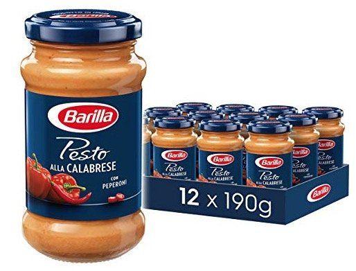 Abgelaufen! 12er Packs Barilla Pesto ab 22,69€