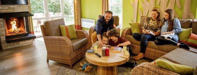 Center Parcs Cyberweek: Ferienhäuser für 4ÜN mit 4 Personen ab 149€