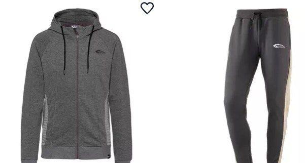 Smilodox Sweatjacke für 25€ oder Jogginghose für 22,50€   wenig Größen