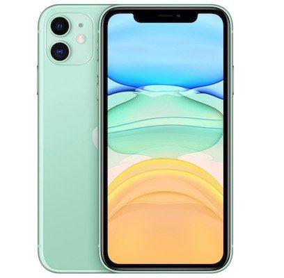 Vorbei! Apple iPhone 11 mit 128GB in Grün für 753€ (statt 813€) + 140€ in Superpunkten