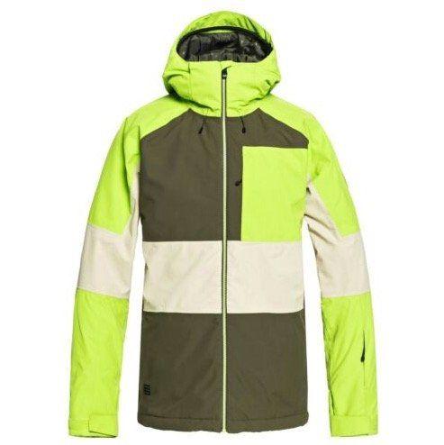 Quiksilver Herren Skijacke Sycamore Snow Jacket für 99,90€ (statt 121€)