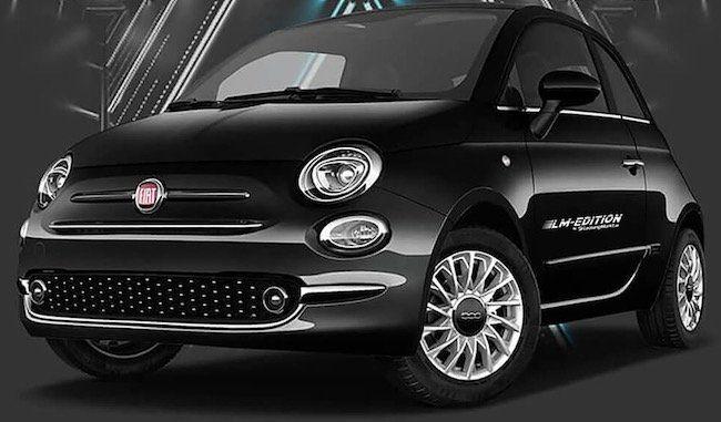 Fiat 500 Pop LM Edition mit 69 PS im Leasing für 100€ mtl.   LF: 0.72