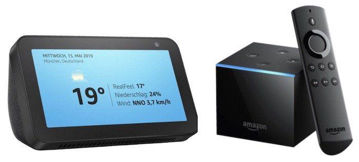 Amazon Fire Deals beim Media Markt   z.B. Fire TV Cube 4k Player ab 79,99€