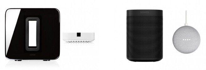 Sonos Black Fr*day Deals bei Tink + 15€ Gutschein ab 150€   z.B. 2x Sonos One für 314€ (statt 338€)