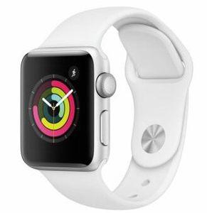 Apple Watch Series 3 GPS 38mm mit Sport Band für 193,50€ (statt 229€)