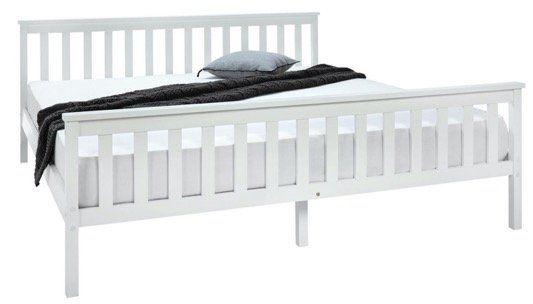 Mömax mit 30% Rabatt auf Möbel   z.B. Bett Eiche Massiv 140x200cm ab 195€ (statt 279€)