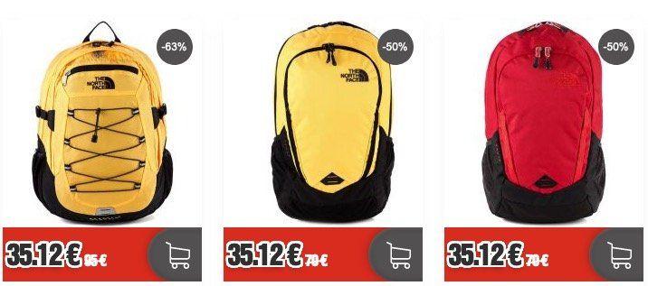 Top12 Black Freitag Sale mit vielen Deals   z.B. North Face Rucksäcke für 35€ (statt bis 82€)