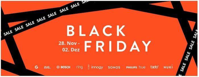 Tink Black Week mit z.B. Google Home + Home Mini ab 69,95€ (statt 98€)   viele Deals mehr!