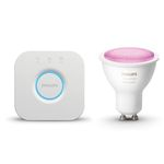 Philips Hue White & Color Ambiance GU10 Bluetooth Starter Kit für 104,95€ (statt 139€)