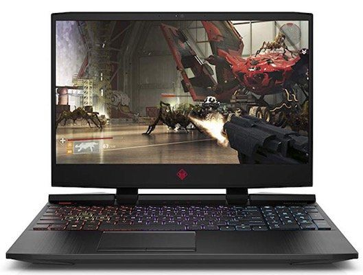 HP 15 dc1001 Gaming Notebook mit 1TB + 256GB + RTX 2070 für 1.288€ (statt 1.849€)