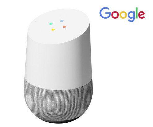 Google Home Lautsprecher mit Sprachsteuerung für 65,90€ (statt 80€)