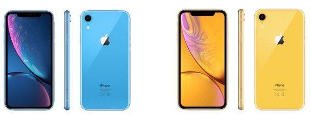 Apple iPhone XR mit 256GB in Blau oder Gelb inkl. ein Jahr Apple TV+ für 619€ (statt 749€)