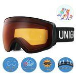 50% Rabatt auf Unigear Skibrillen – z.B. Skido X2 mit UV400 und Anti-Fog ab 4,99€ (statt 10€)