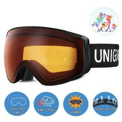 50% Rabatt auf Unigear Skibrillen   z.B. Skido X2 mit UV400 und Anti Fog ab 4,99€ (statt 10€)