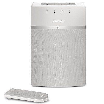 Bose SoundTouch 10 Multiroom Lautsprecher in Weiss (WiFi, Bluetooth) für 149€ (statt 189€)