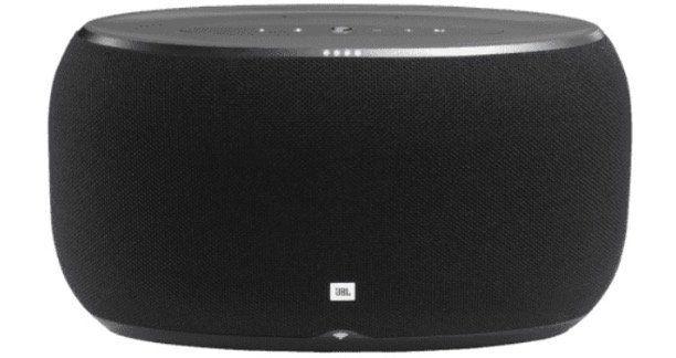 JBL Link 500 Bluetooth Lautsprecher mit Google Sprachsteuerung Schwarz für 179€ (statt 204€)