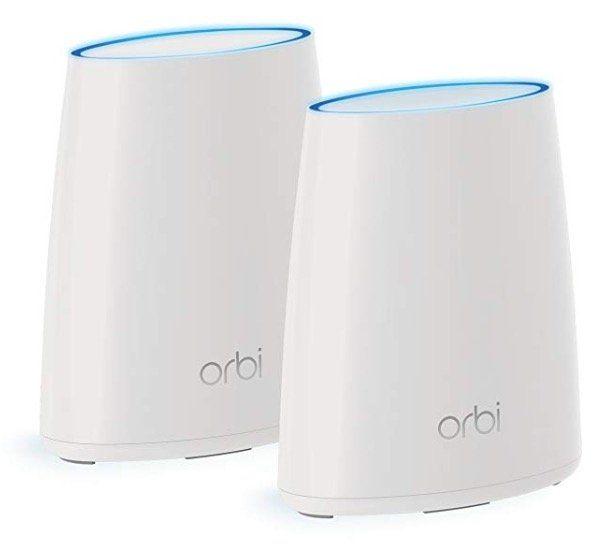 Netgear Orbi AC2200 Tri band Mesh WLAN System (RBK40) für 178,84€ (statt 210€)