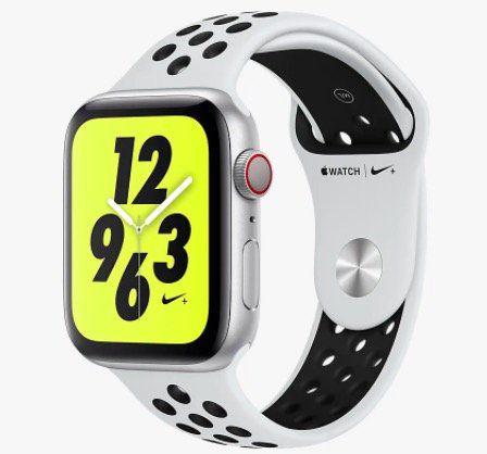 Apple Watch Series 4 Nike+ LTE in 44mm mit Nike Sport Band für 390,97€ (statt 459€)