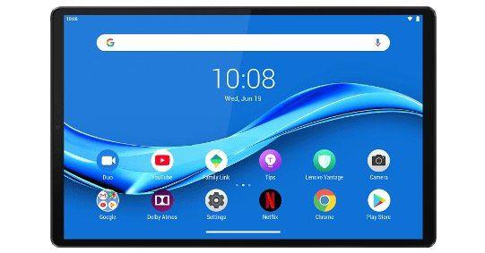 Abgelaufen! LENOVO Tab M10 Plus mit 64GB und 10.3 für 146,26€ (statt 190€)