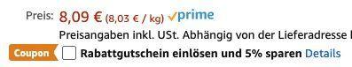 24er Pack Nestle Lion Schokoriegel ab 7,69€