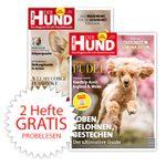 """2 Ausgaben """"Der Hund""""  gratis – die Kündigung ist aber notwendig"""