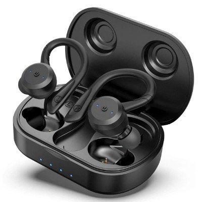 HolyHigh BE1028 BT 5.0 TWS InEar Kopfhörer mit 26h Spielzeit für 9,99€ (statt 26€)