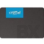 Crucial BX500 – 120GB interne SSD ab 19,95€ (statt 26€)