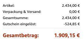 Philips 65OLED934 inkl. Soundbar für 1.909€ (statt 2.450€)