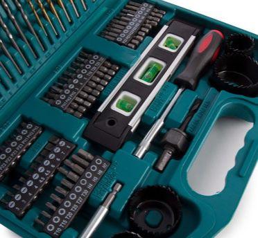 Makita P 67832 Bohrer  und Bitset 101 teilig im Koffer für 25,90€ (statt 32€)