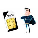 CRASH Weekend-Deal: Allnet-Flatrate im Vodafone-Netz mit 4GB LTE für 8,99€ mtl.