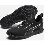"""Puma Herren Sneaker """"Carson 2 Concave"""" in Schwarz-Weiß für 27,20€ (statt 50€)"""