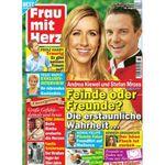"""26 Ausgaben """"Frau mit Herz"""" für 54,60€ – Prämie: 55€ Amazon-Gutschein"""