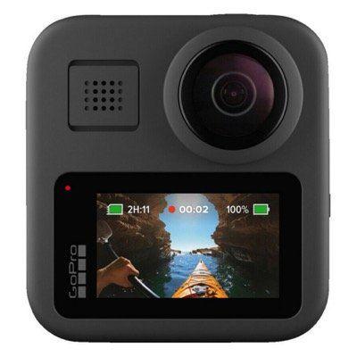 GoPro Max mit 4K und 360 Grad Aufnahmen ab 389€ (statt 469€)
