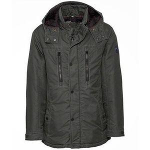 Globetrotter Herren Jacke mit abnehmbarer Kapuze für 84,94€ (vorher 129€)