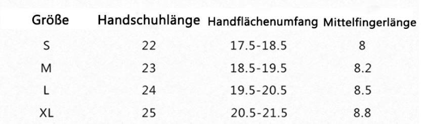 Lixada Herren Winterhandschuhe für 7,99€ (statt 17€)  Prime