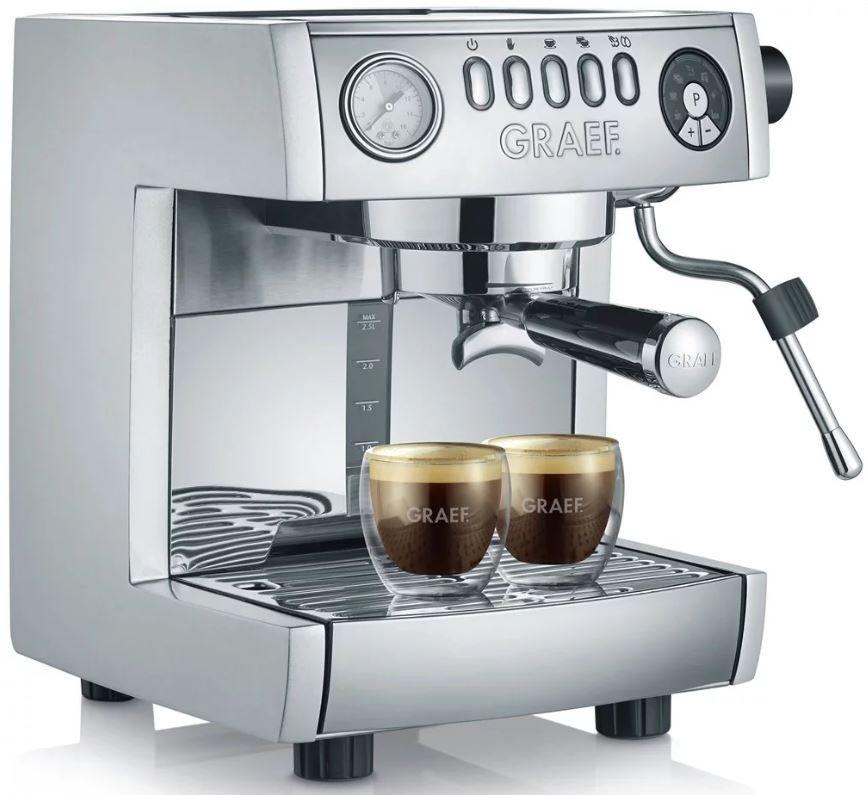 Graef Marchesa ES 850 Siebträger Kaffeemaschine für 305,98€ (statt 399€)