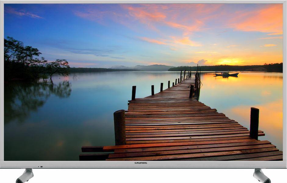Grundig 43GUS8960   43 Zoll UHD smart TV mit HDR für 279€ (statt 343€)