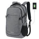 Wasserdichter Hanke Notebook-Rucksack bis 15,6″ mit USB in Dunkelgrau für 25,60€ (statt 32€)